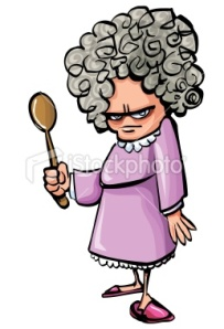 stock-illustration-9689511-cartoon-angry-old-woman-with-a-wooden-spoon